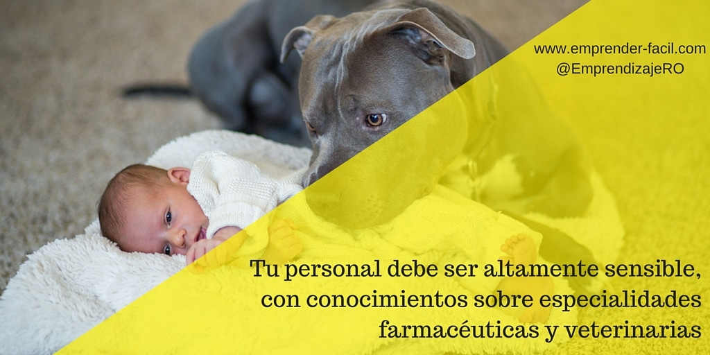 Farmacia veterinaria: negocio de vanguardia