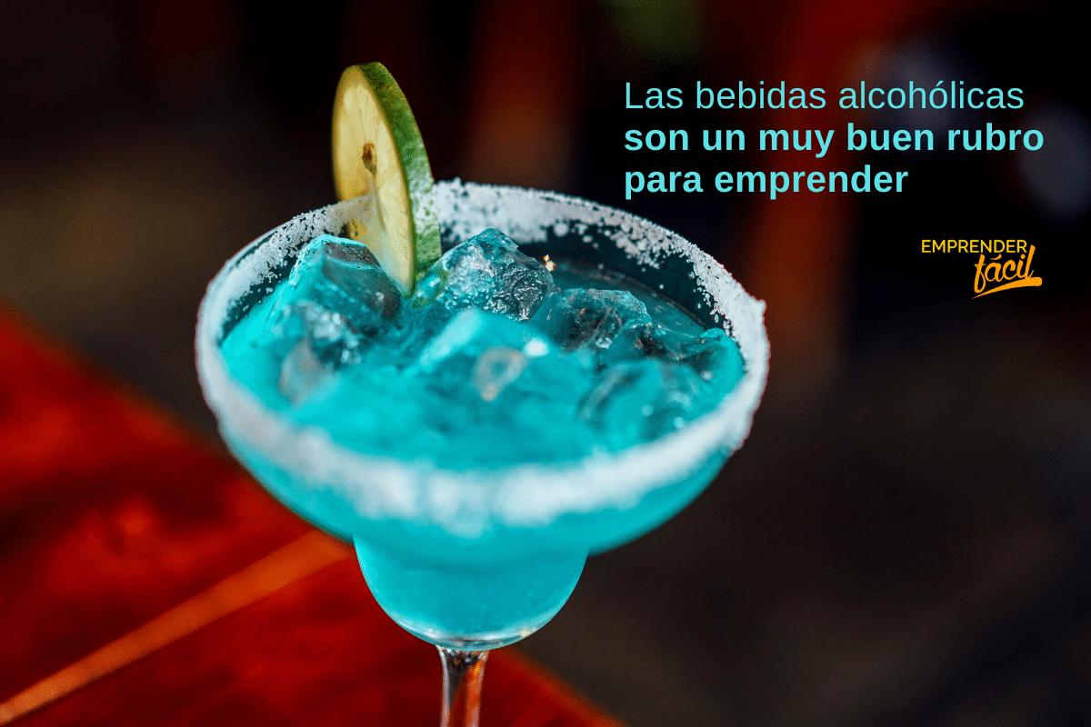 Bebidas Alcohólicas. Negocio Rentable ¿Cómo emprender? 1