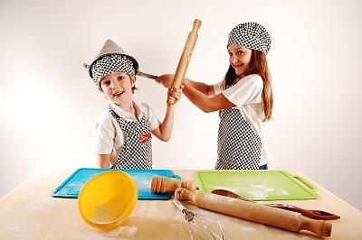 Cocina para niños como idea de negocio