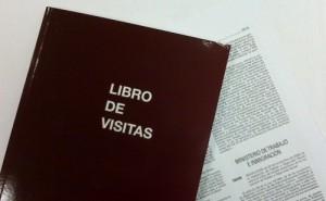Inspección de trabajo y el libro de visitas