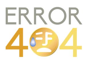 Error 404 es de humanos 0