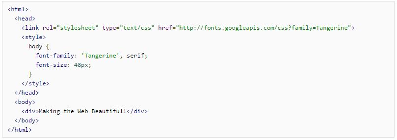 Guía: usar Google Fonts en blogs o páginas web