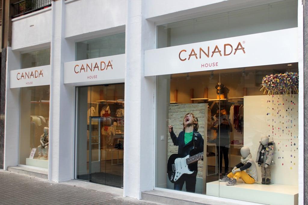 Canada House es el mundo ideal de los niños