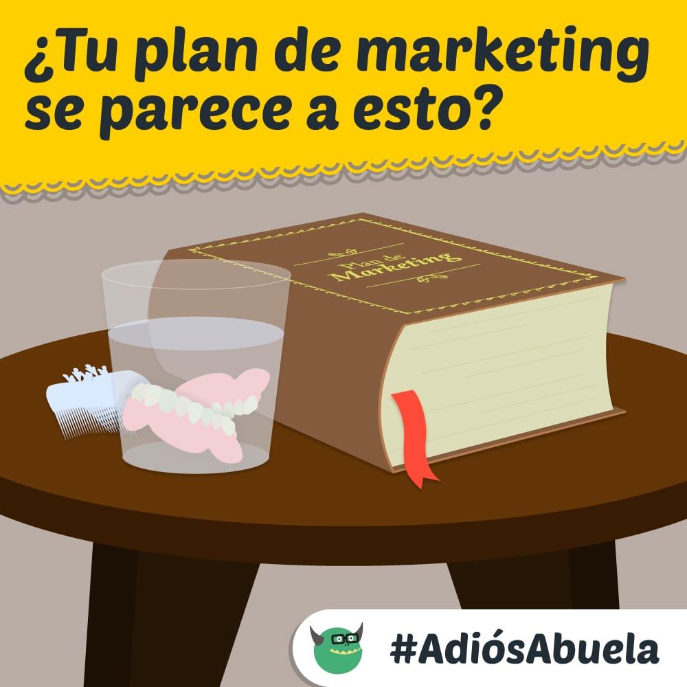7 Pasos para el plan de marketing de contenidos