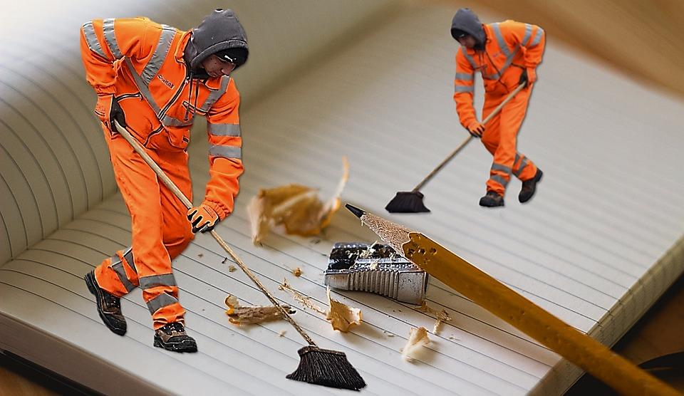 Cómo montar una empresa de limpieza y mantenimiento. Parte I