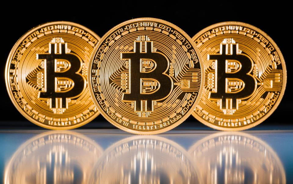 qué es minar bitcoins