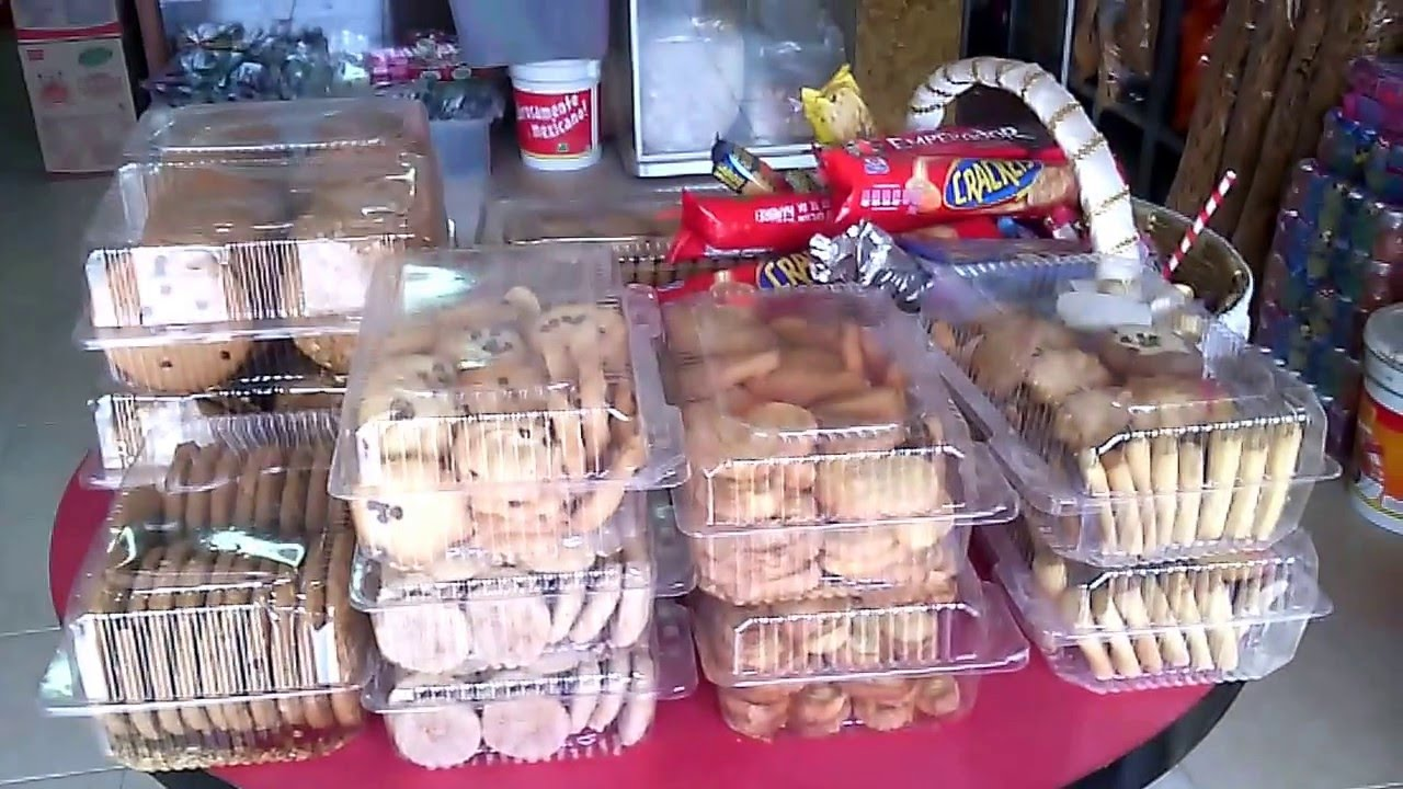negocio de dulces en casa