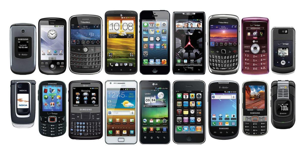 negocio de celulares