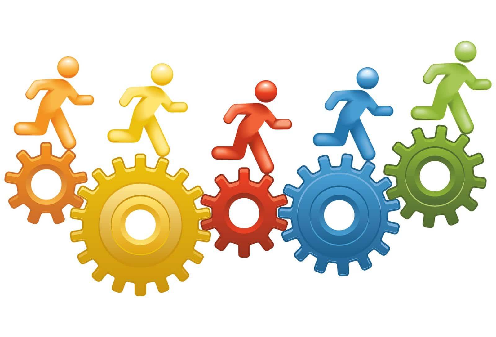 Beneficios del trabajo en equipo (6°Nivel)