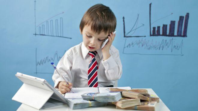 Negocios para niños que pueden ser muy rentables