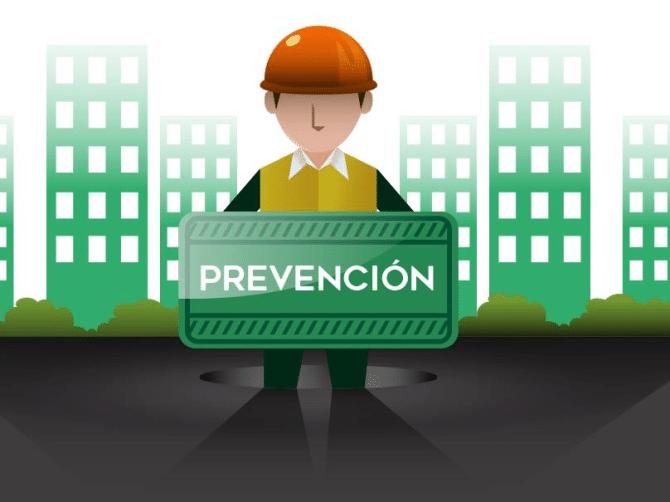 Plan de prevención de riesgos laborales de una empresa
