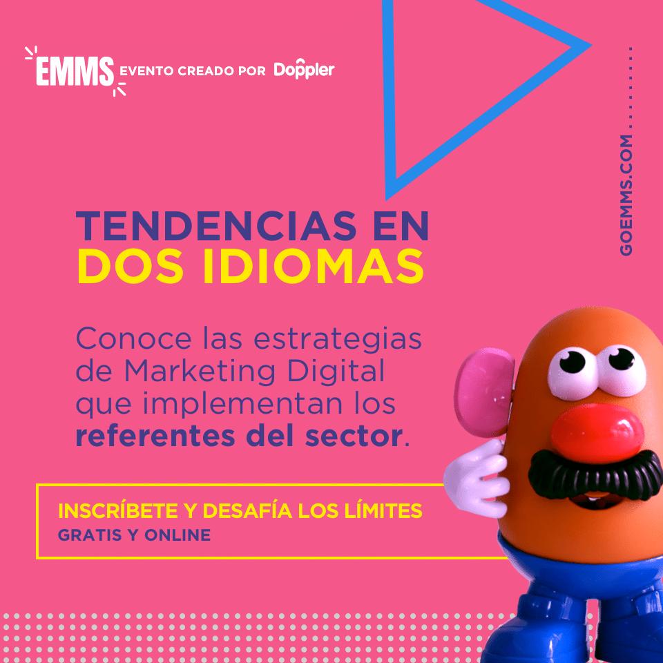 EMMS, el evento de marketing online que te impulsará