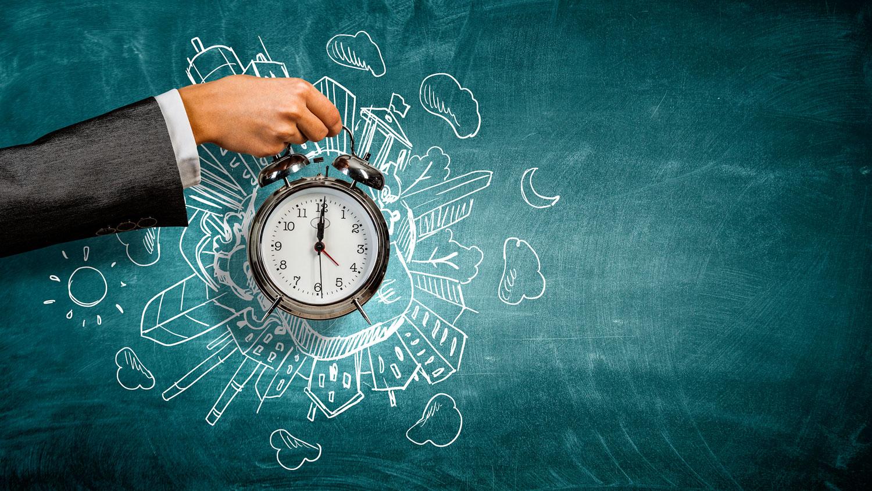 Administrar el tiempo ¡Clave para mejorar el rendimiento!
