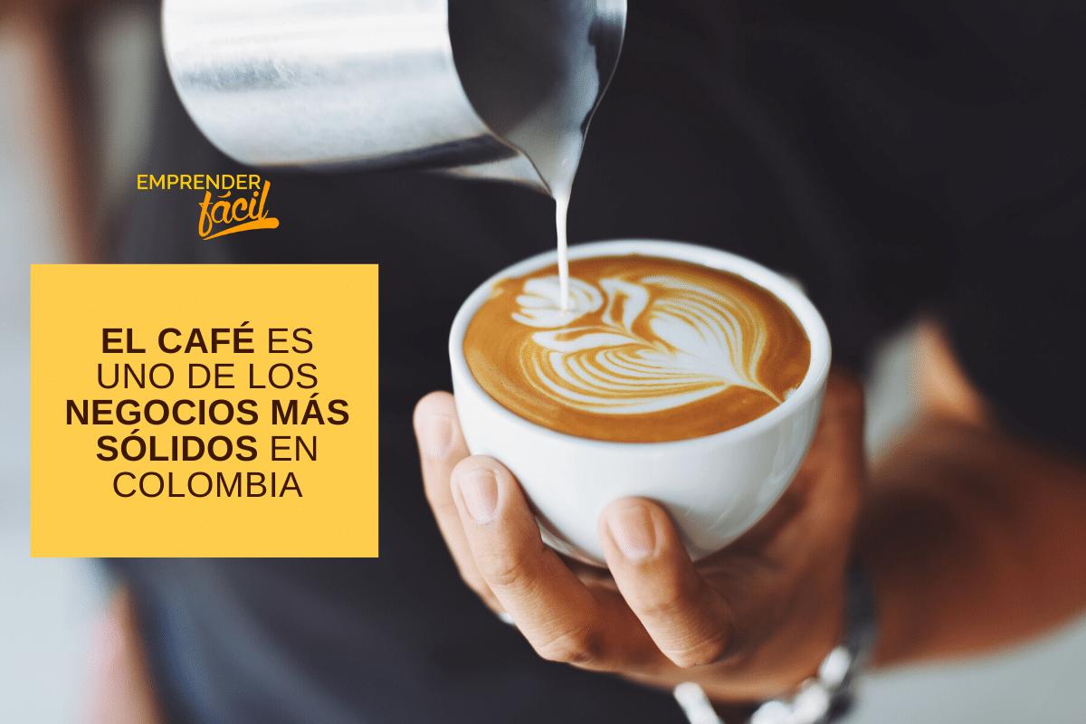 El café es uno de los emprendimientos más rentables en Colombia