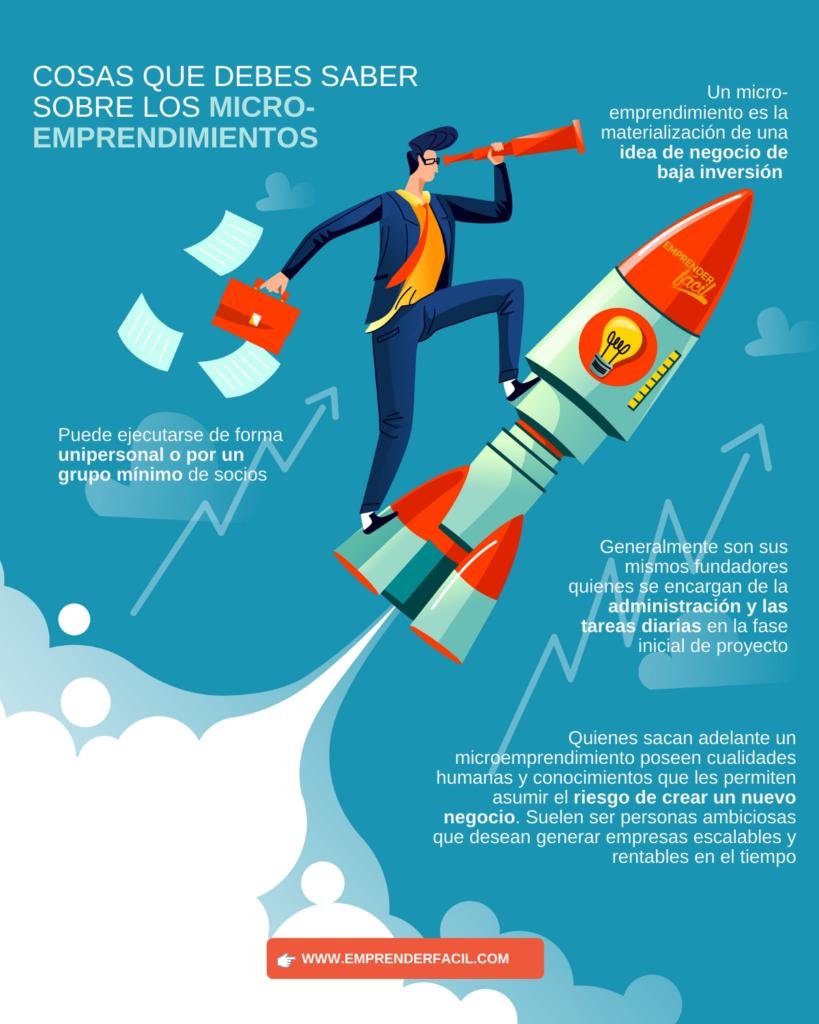 Ejemplos de Microemprendimientos: Ideas GARANTIZADAS 0