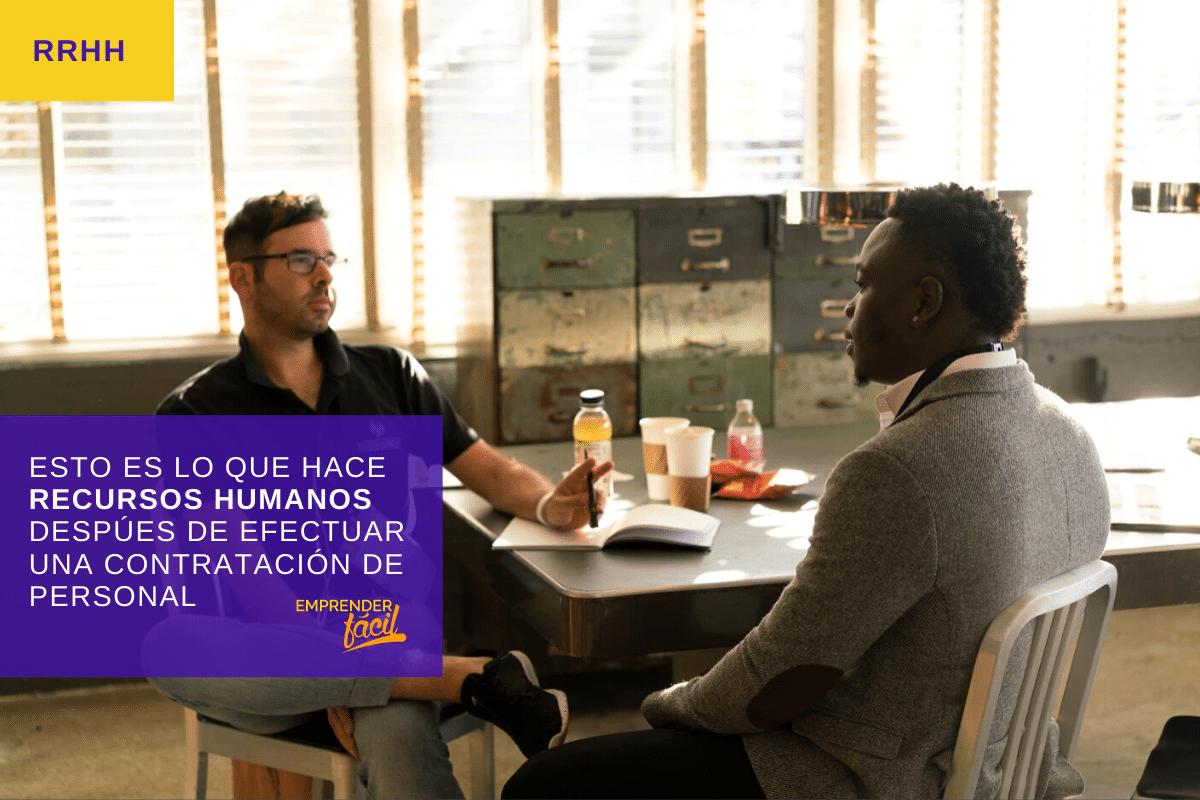 ¿Cuáles son los Recursos Humanos de una empresa? Entérate 2