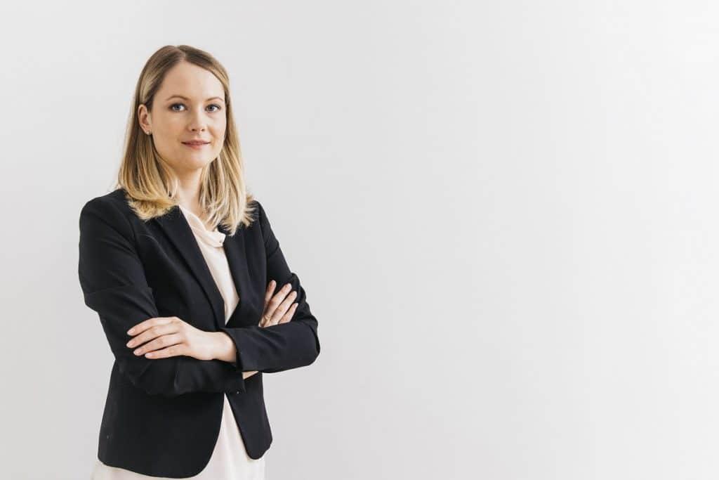 María Eugenia, una de las socias de la consultora Geosama.