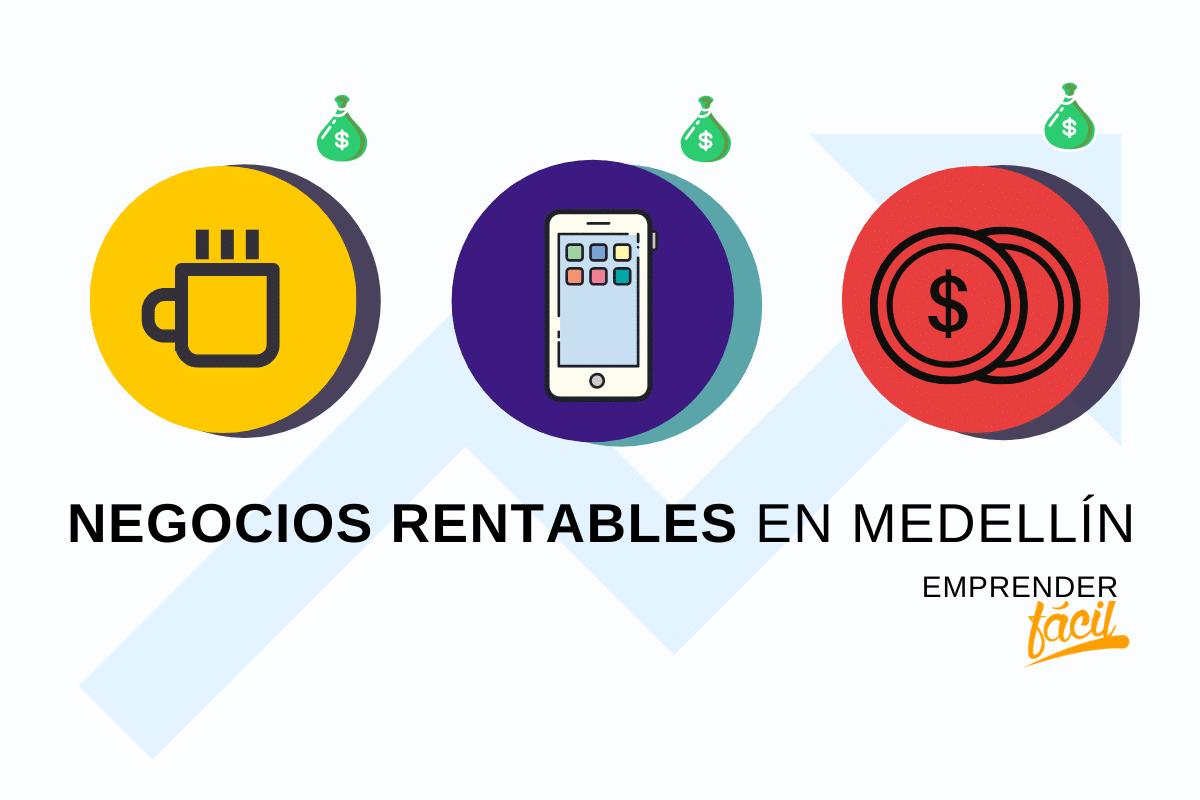 Alternativas de Negocios rentables en Medellín