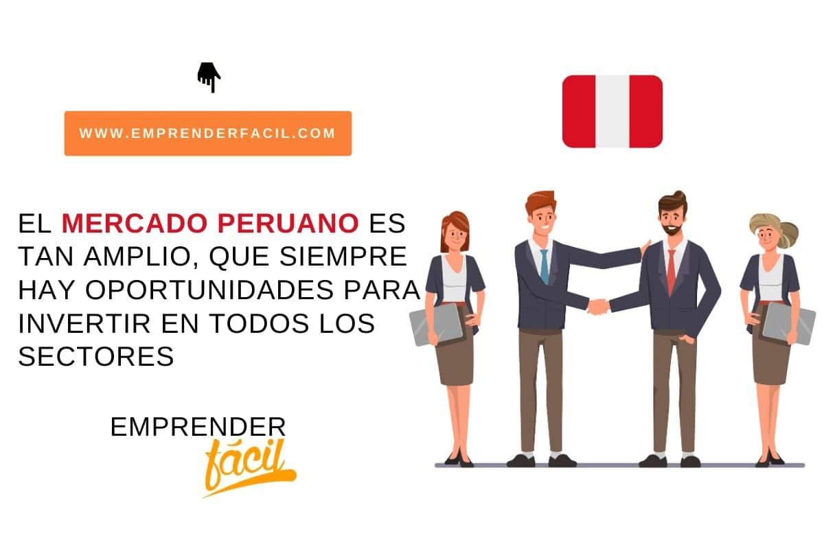 Lima-Perú para negocios rentables