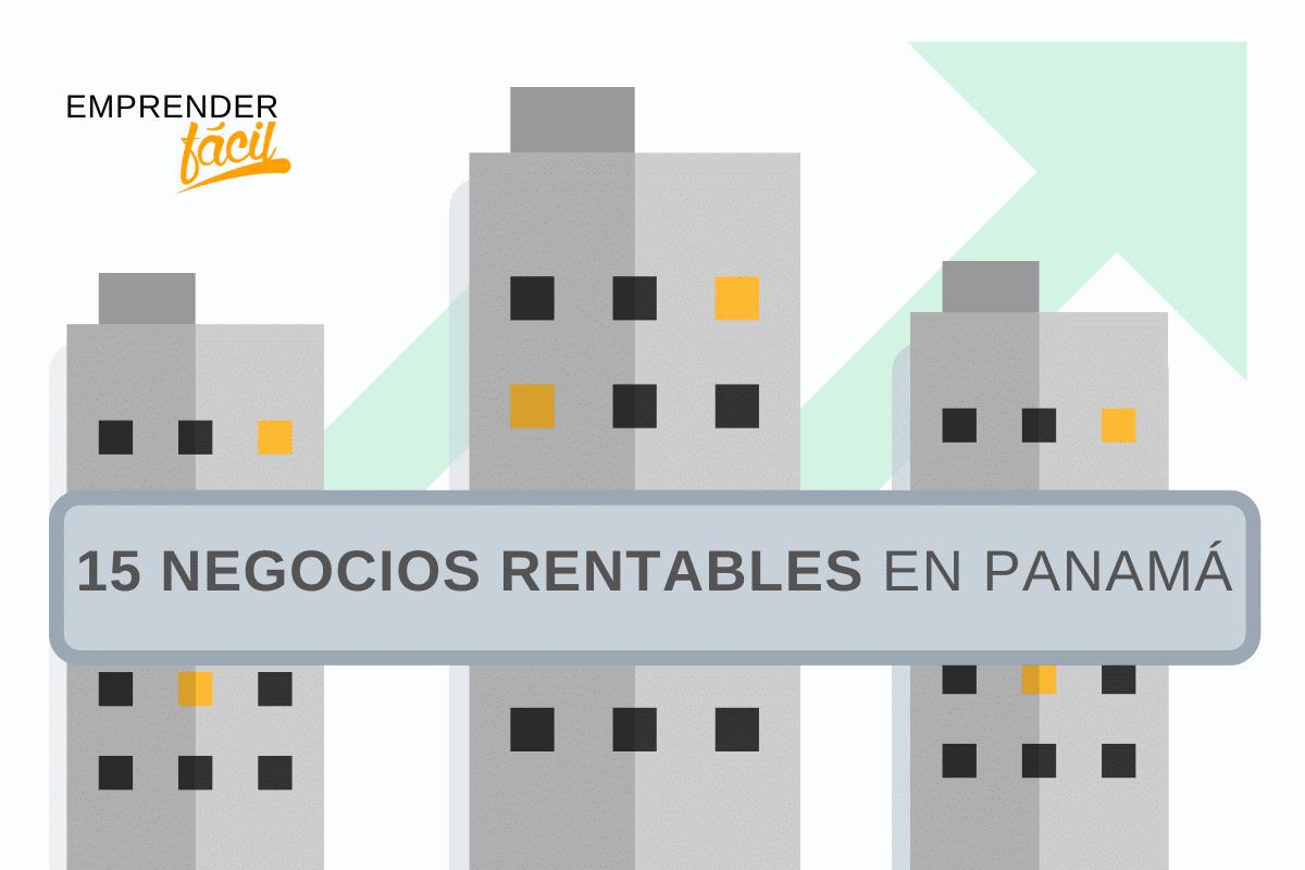 15 Negocios Rentables en Panamá