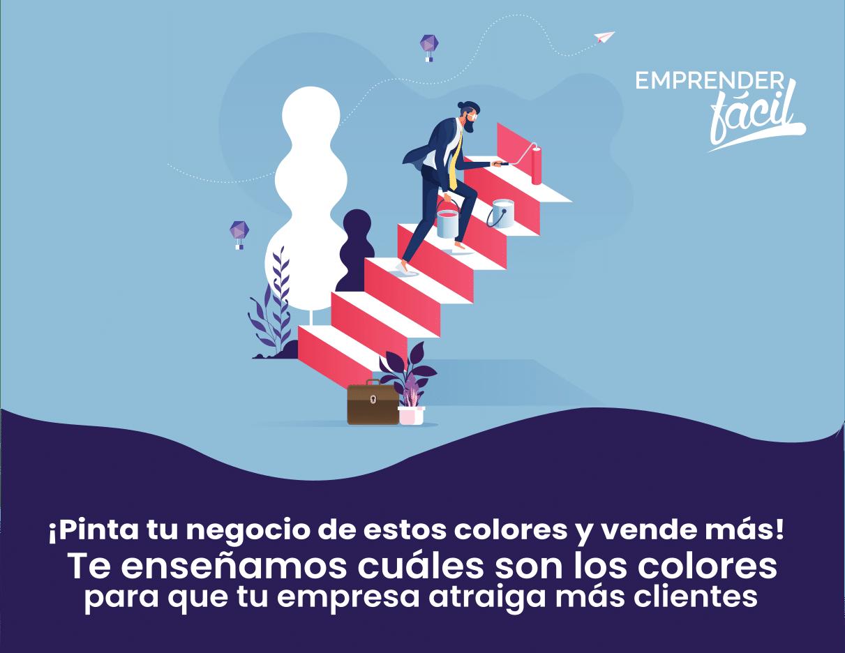 Colores para pintar un negocio y atraer clientes + ideas
