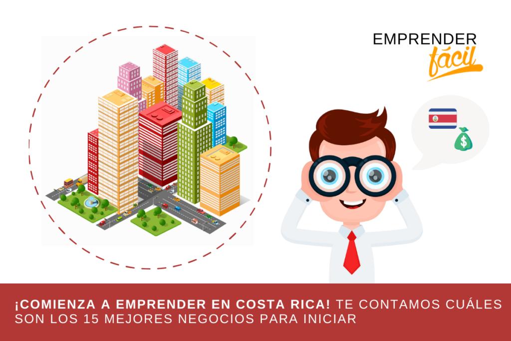 15 Negocios Rentables en Costa Rica  ¡Ubícate y Emprende!