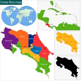 Conoce las características de Costa Rica