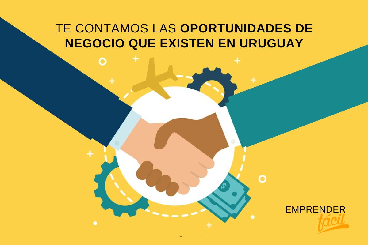oportunidades de negocios rentables en Uruguay