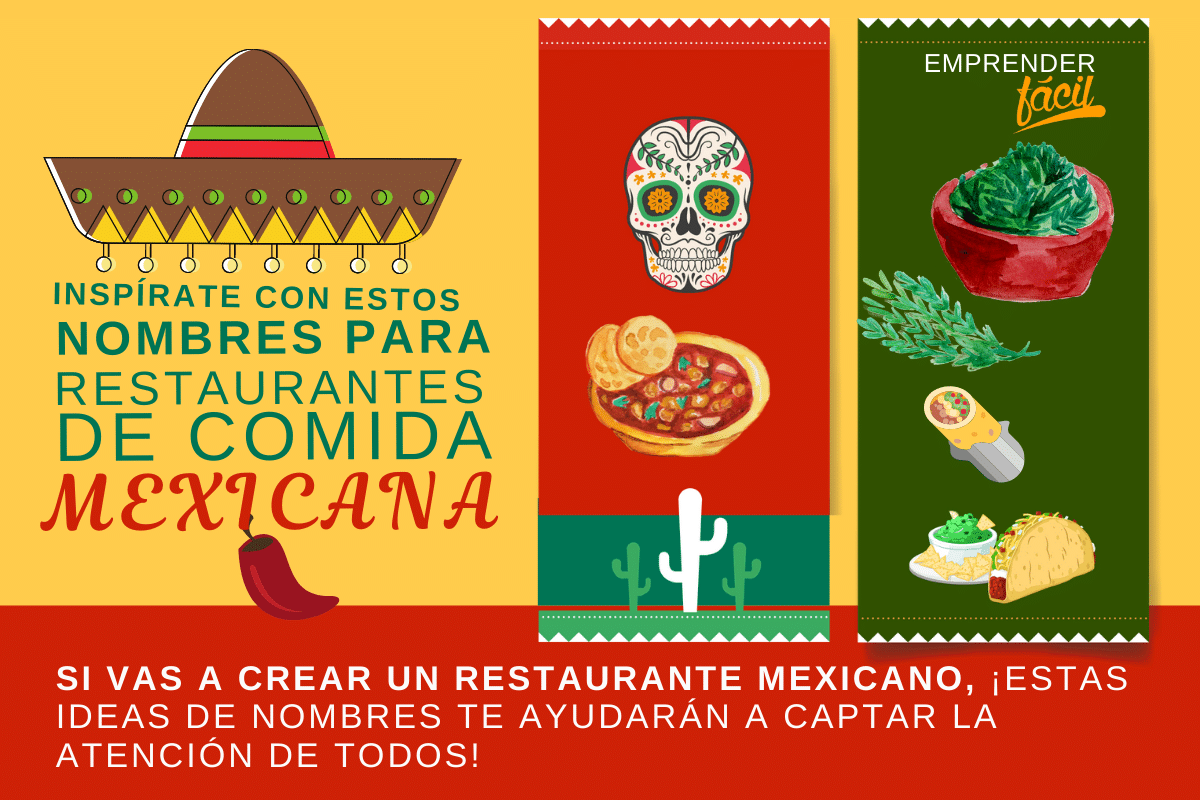 Nombres Para Restaurantes Mexicanos Te Propongo Varios