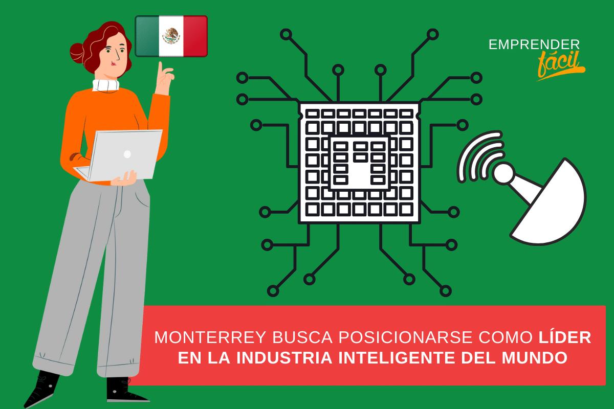 Monterrey busca posicionarse como líder en la industria inteligente del mundo