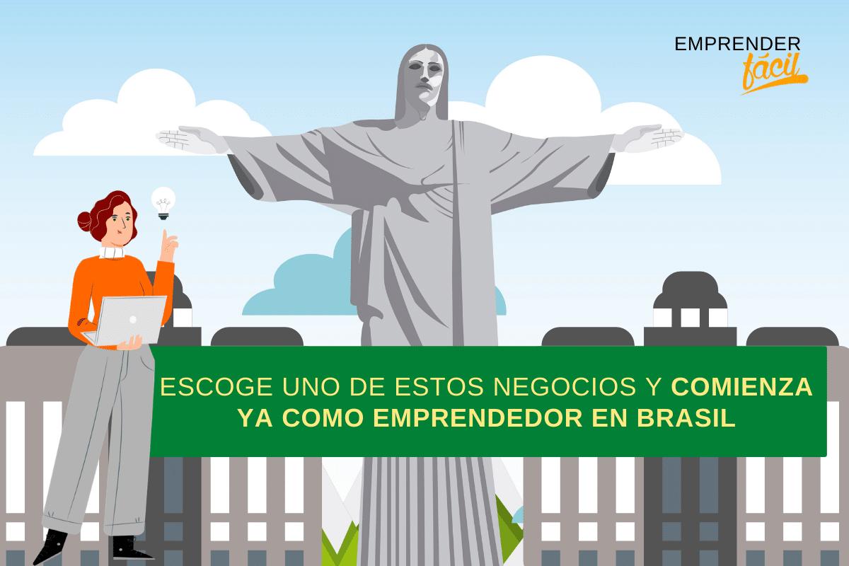 15 Negocios Rentables en Brasil