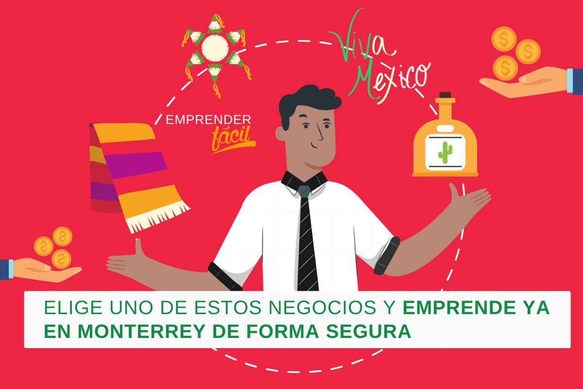 Negocios rentables en Monterrey