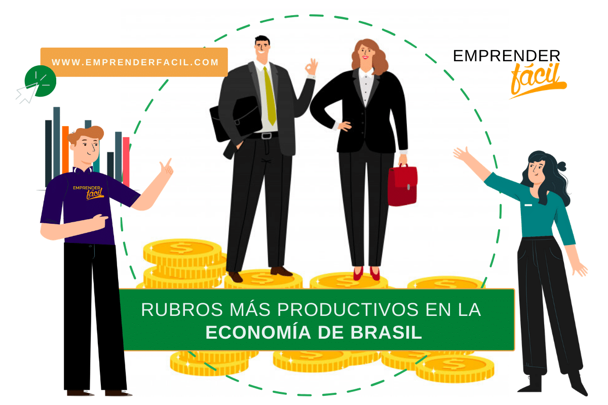 Rubros productivos de Brasil
