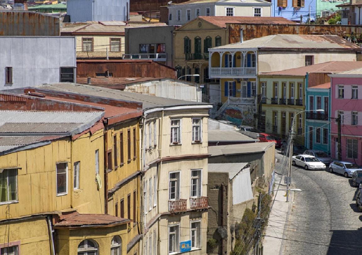 Valparaiso es la joya del pacífico, por sus pintorescas e históricas calles