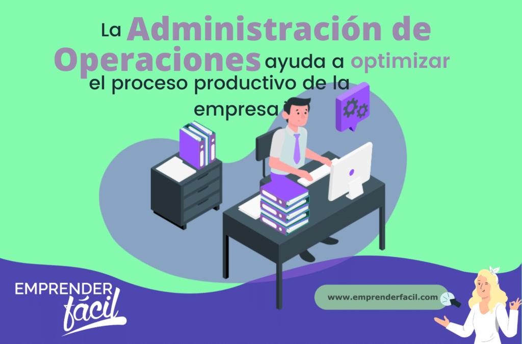 La ADO ayuda a optimizar el proceso productivo de la empresa.