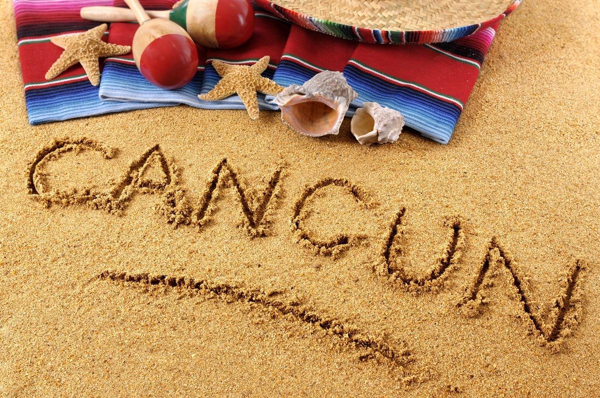 Cancún es una ciudad de hermosas playas y economía estable