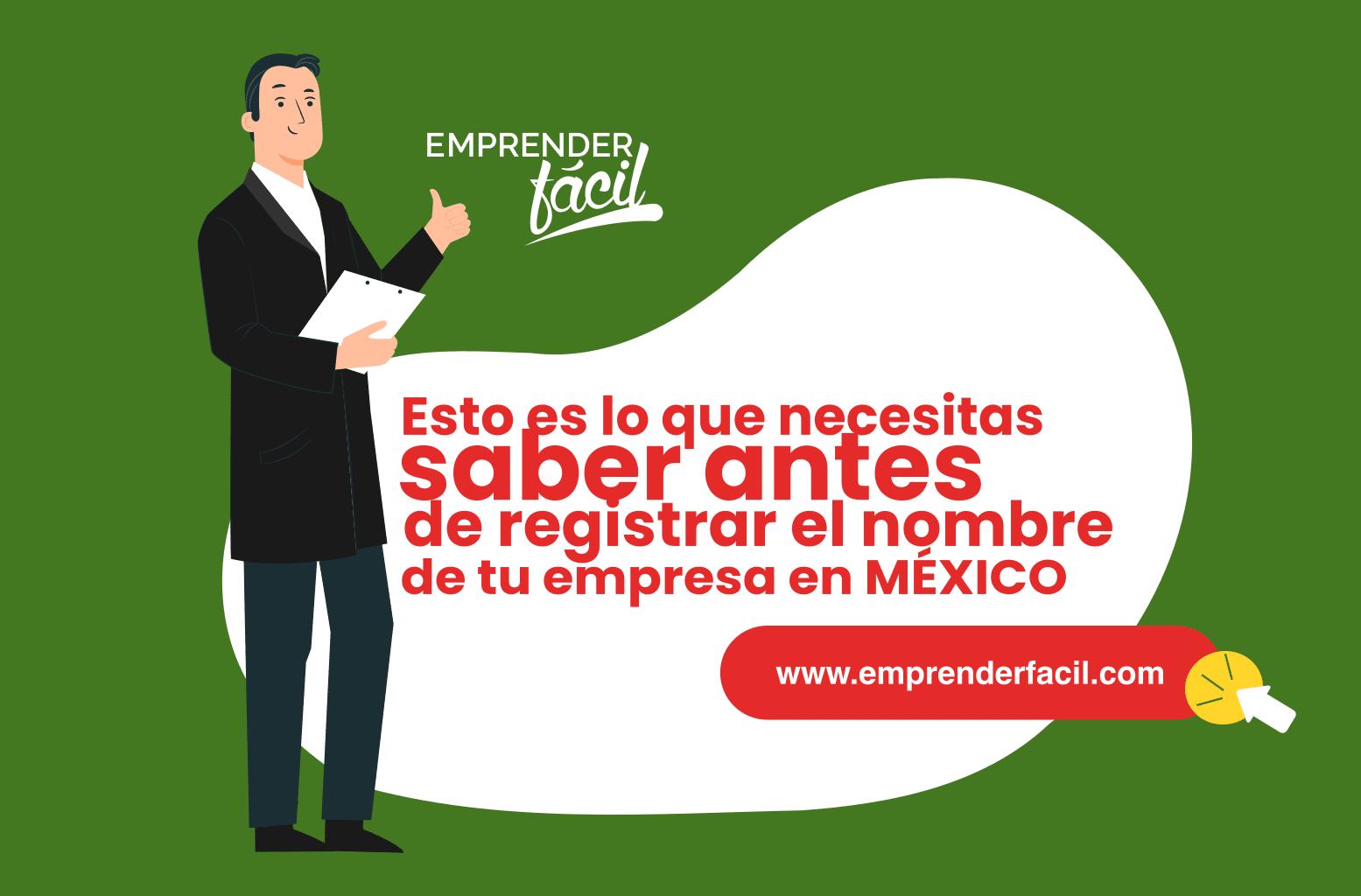 Emprender en México