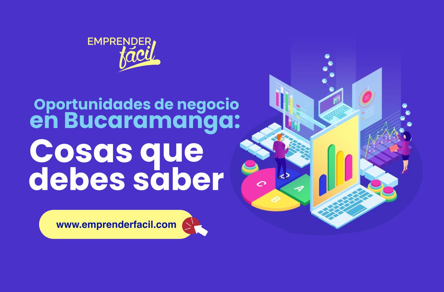 ¿Por qué Bucaramanga es la ciudad para tu negocio?