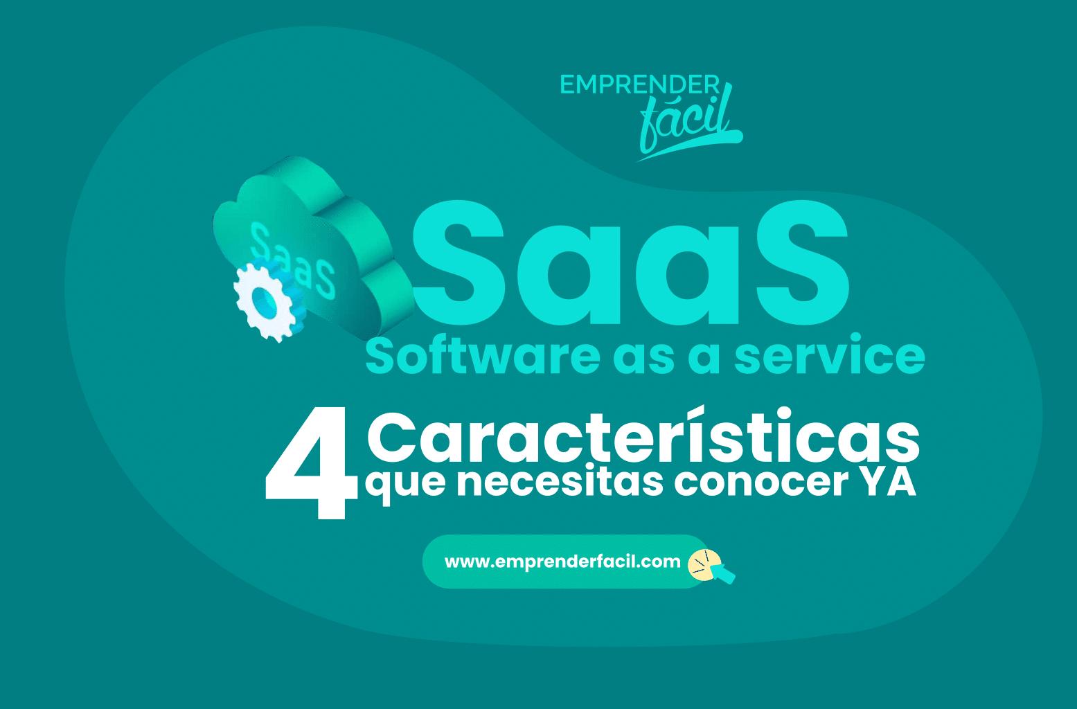 El software como servicio es una opción interesante para todo tipo de empresa.
