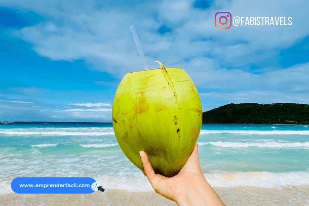 Playa Flamenco, Isla Culebra, Puerto Rico. @fabistravels
