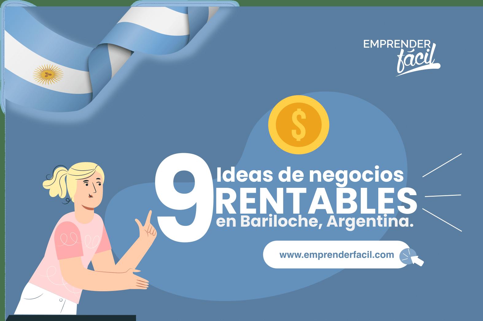 Negocios rentables en Bariloche