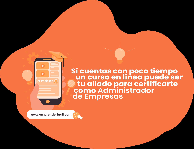 cursos en línea de administración de empresas