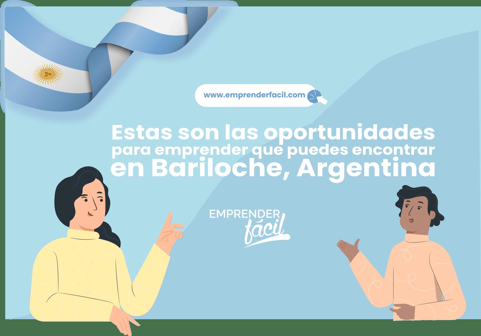 Posibilidades de emprender en la ciudad de Bariloche