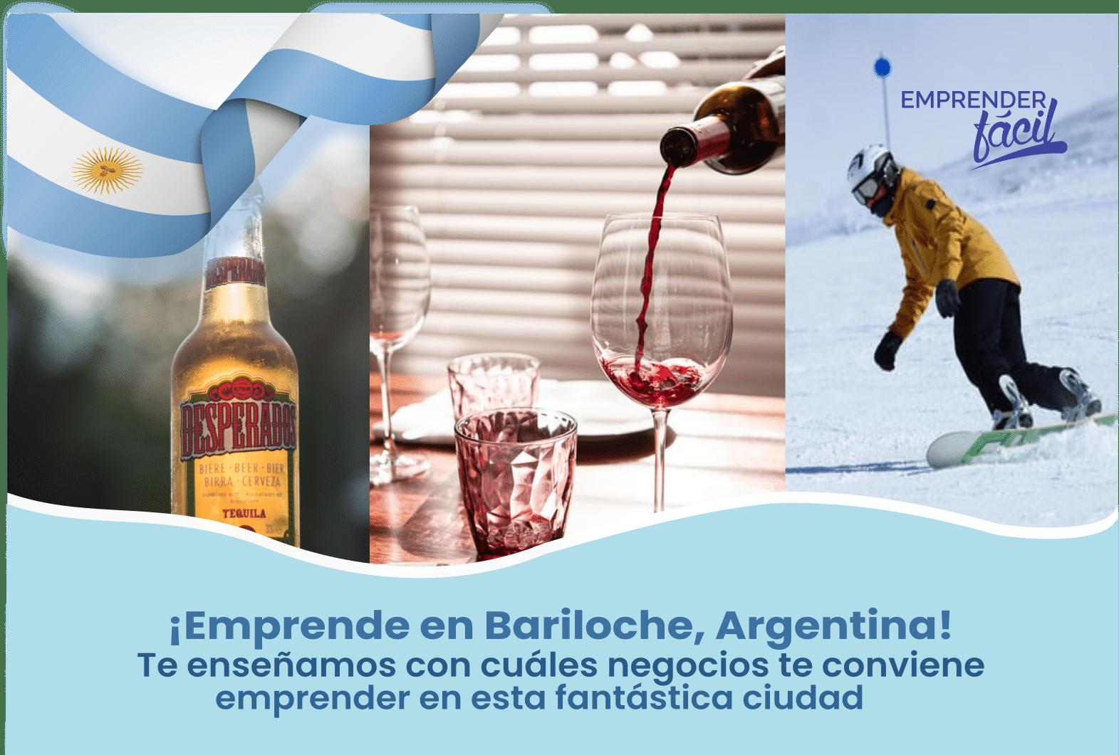 Negocios rentables en Bariloche, Argentina ¡Productivos!