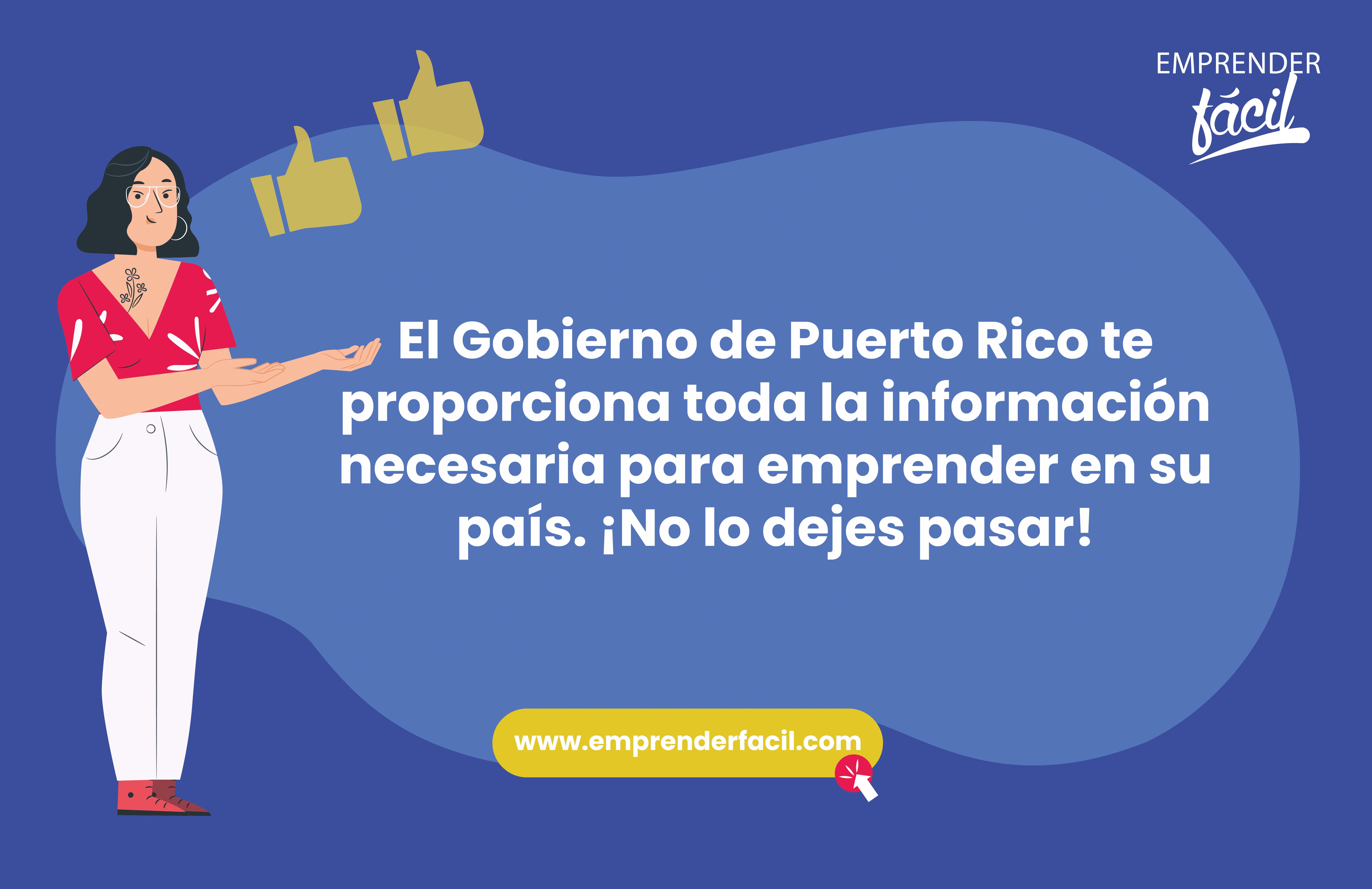 Establecer negocios rentables en Puerto Rico.