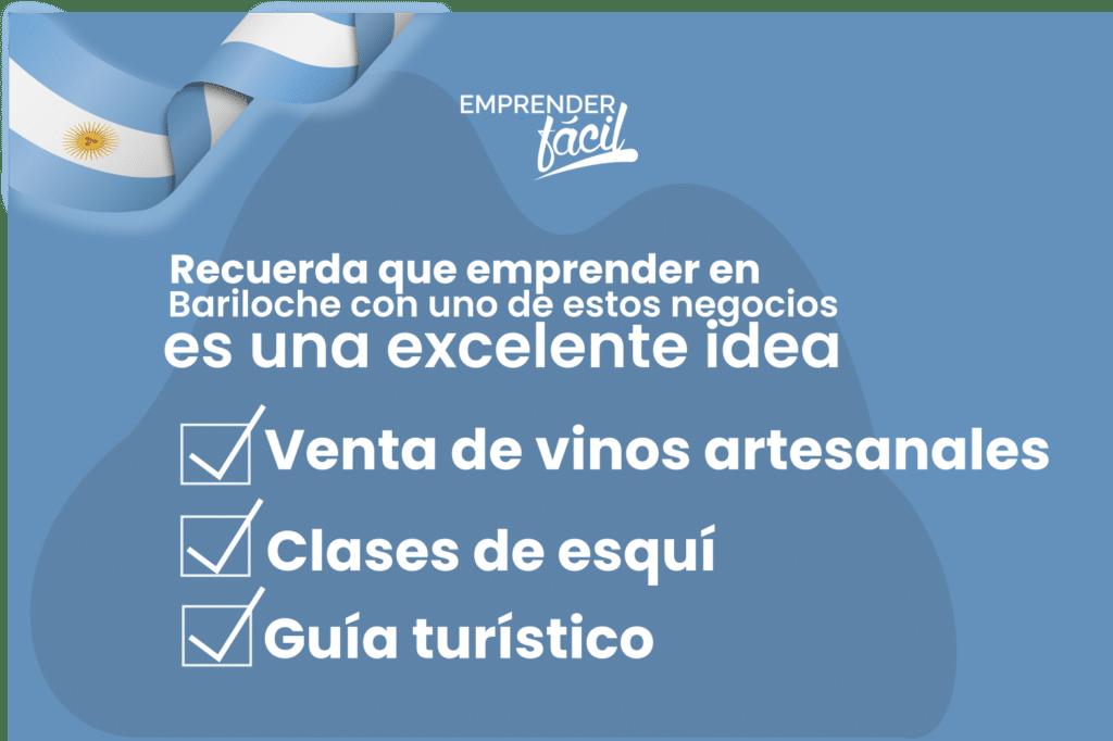 Negocios rentables en Bariloche, Argentina ¡Productivos! 3