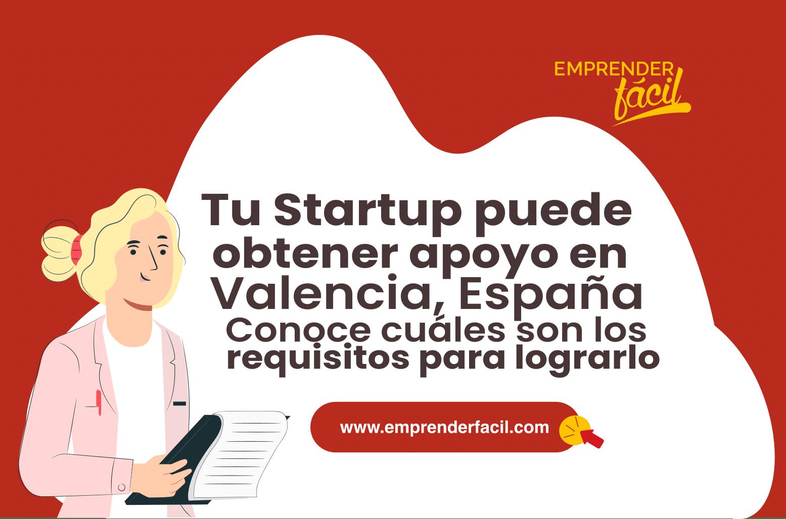 Startups ganan la atención en Valencia, España