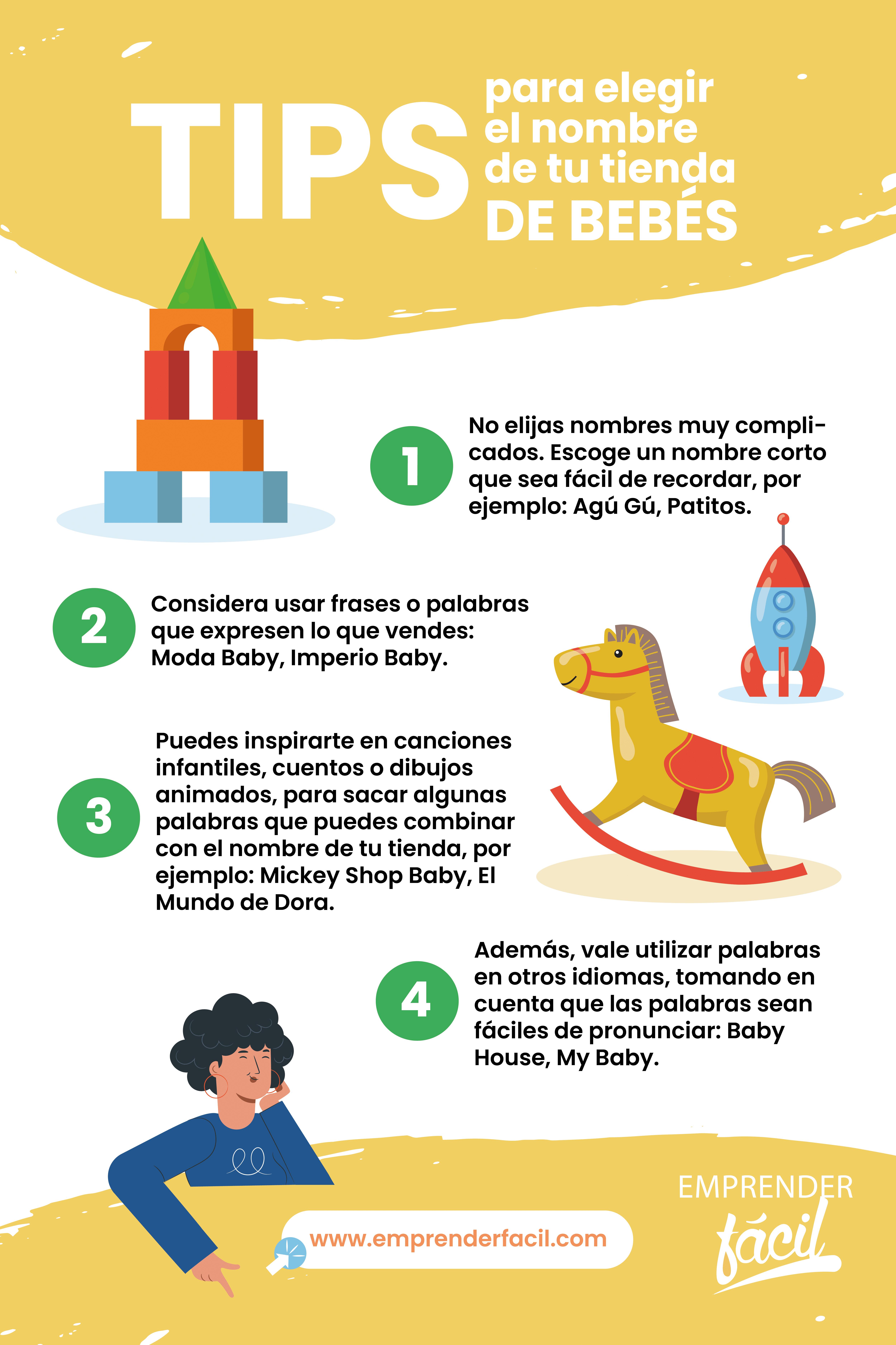 Tienda de Bebés: Datos que debes conocer.