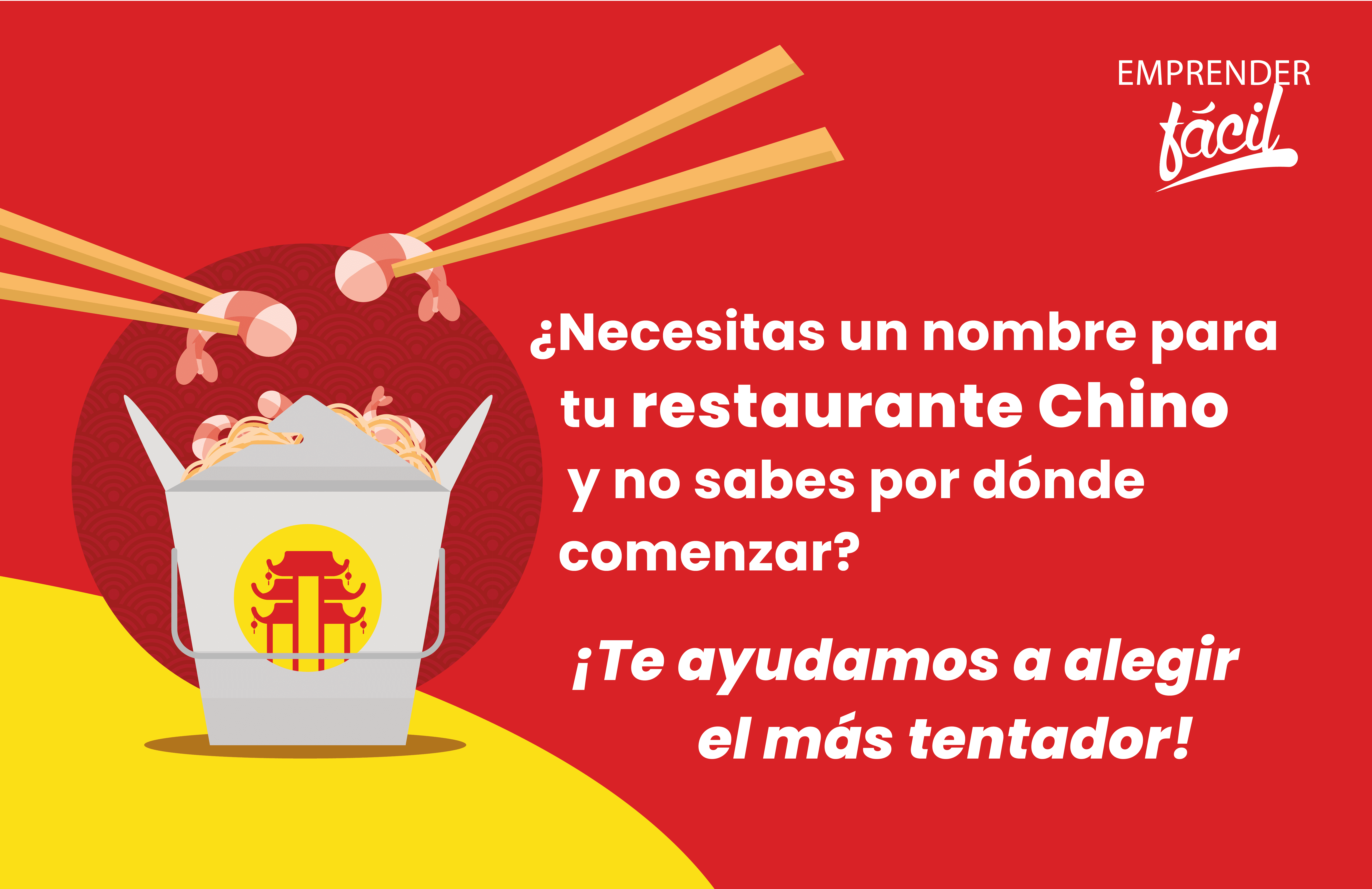 Nombres Para Restaurantes Chinos Elige Uno Muy Suculento