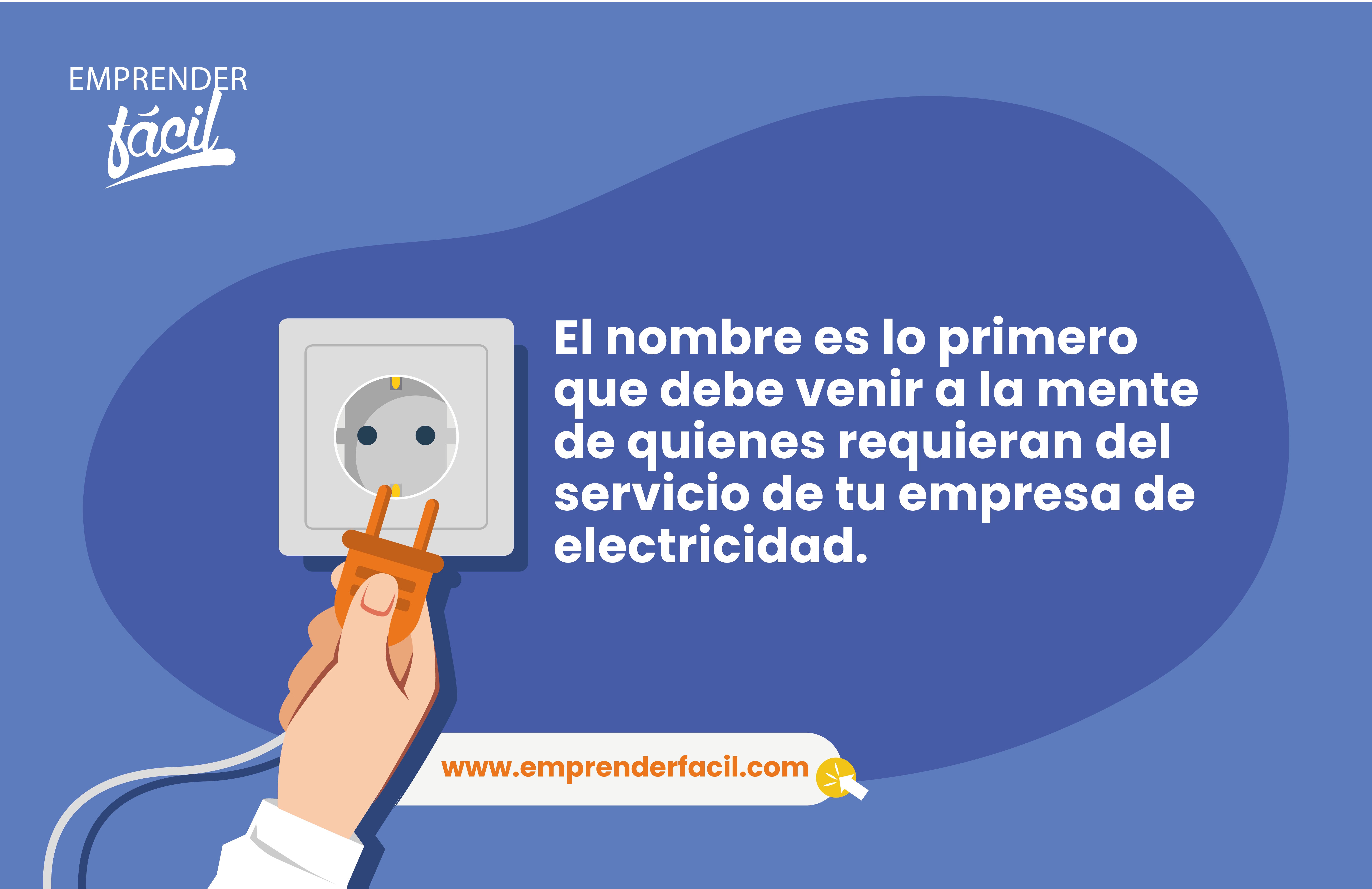 Nombres Para Empresas De Electricidad Para Escoger